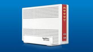 Die Fritzbox 6590 Cable bietet Top-Ausstattung und superschnelles WLAN.