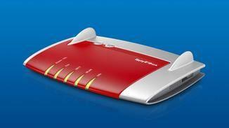Die Fritzbos 7430 unterstützt nur ein WLAN-Band und ist damit in diesem Bereich klar langsamer als alle anderen Geräte.