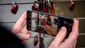 Die Kamera-App bietet viele Aufnahmemodi, hat aber auch Lücken.
