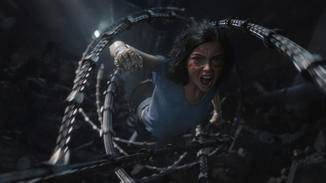 """Alita: Battle Angel""-Szenenbild"