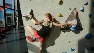 Vor ein paar Jahren habe ich die Liebe fürs Bouldern entdeckt.