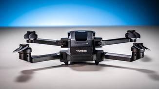 Wie die Mavic Air ist dieser Quadrocopter faltbar.