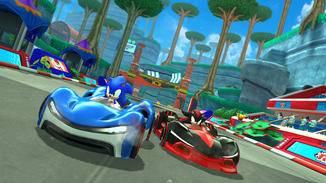 """Sonic Racing"""