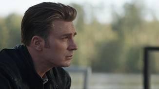 ... Captain America (Chris Evans) ...