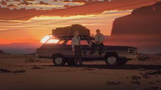 """Eine Panne in der Wüste wird in """"Nacht der Fische"""" zu einer weltbewegenden Erfahrung."""