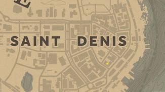 Wenn Du alle Nachrichten gefunden hast, kannst Du Nosferatu um Mitternacht am markierten Ort antreffen.