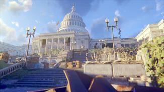 Das sommerliche Ambiente von Washington D.C. ist eine gelungene Abwechslung zum ersten Teil.