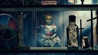 Annabelle hat bei den Warrens viel Gesellschaft.