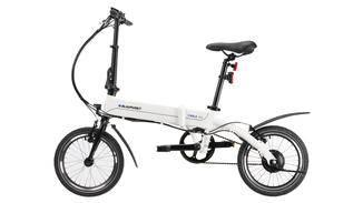 Carla 190 ist das kleinste und leichteste E-Bike-Modell von Blaupunkt ...