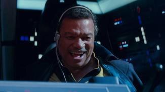 ... Genau wie mit Lando Calrissian.