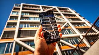 Die Kamera-App funktioniert reibungslos – etwa im Unterschied zur App des Nokia 9 PureView.