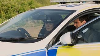 Die Polizei versucht erfolglos, zu vermitteln.