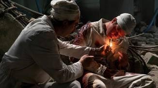Im Reaktor erfahren die Mitarbeiter die unmittelbaren Auswirkungen der Katastrophe.