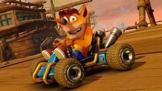 Dieser Look von Crash Bandicoot ist Dir zu langweilig?