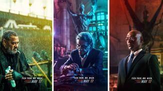 Laurence Fishburne, Ian McShane und Lance Reddick kehren erneut zu ihren bekannten Rollen zurück.