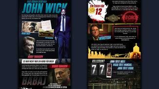 Aus den 77 Opfern von John Wick werden im zweiten Teil ...