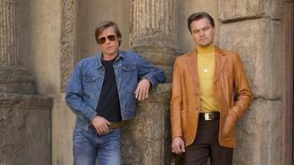 Coolness zum Quadrat: Cliff Booth und Rick Dalton.