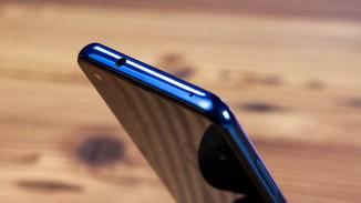 Im Gegensatz zu den meisten Flaggschiffen bietet das Motorola Moto Vision weiterhin einen Kopfhöreranschluss.