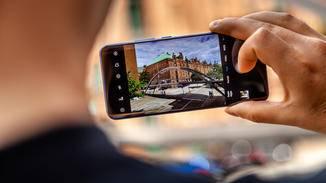 Die Kamera-App von ZTE bietet eine vernünftige Auswahl an Modi.