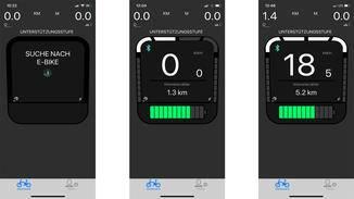 In der Ariv-App kannst Du diverse Daten zu Deiner Fahrt einsehen.