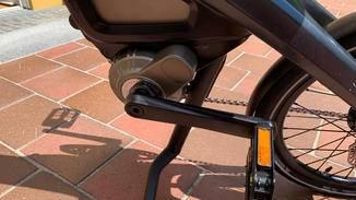 General Motors hat den Motor der Ariv-Bikes eigens entwickelt.