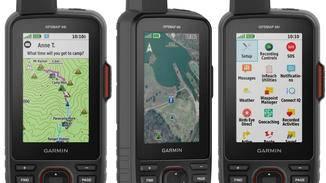 BirdsEye-Karten, diverse Apps und Wegpunkte helfen bei der Orientierung.
