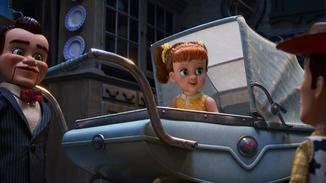Gabby Gabby will nur das Beste von Woody ...