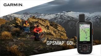 Das neue GPSMAP 66i soll auch an den entlegensten Orten funktionieren.