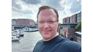 Die Selfie-Kamera knipst scharfe Porträts.