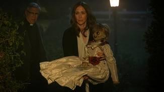 ... bringen Annabelle im neuen Sequel zu sich nach Hause. Keine gute Idee!