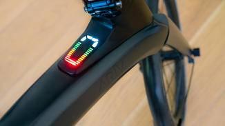 Dank LED-Anzeige am Bike kannst Du die Ariv-Fahrräder auch ohne Smartphone und App nutzen.