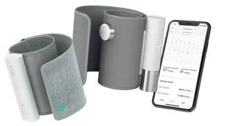 Die gesamte Produktpalette: BPM Connect, BPM Core und die Health Mate App.