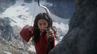 Bogenschießen soll auch zu den Stärken der mythischen Mulan gehört haben.