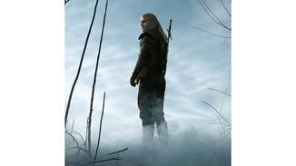 Erste offensichtliche Änderung: Statt zwei Schwertern trägt der Hexer nur eins.