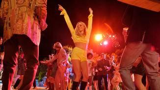 Darf in einem Tarantino-Film nicht fehlen: Tanzende Menschen.