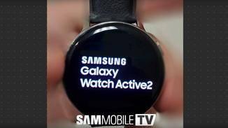 Bei SamMobile sind Bilder der kommenden Galaxy Watch Active 2 aufgetaucht.