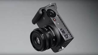 Sigma fp Vollformatkamera im Mini-Format