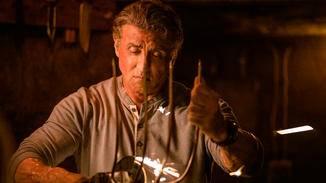 "Sylvester Stallone holt als John Rambo in ""Rambo 5: Last Blood"" die Mistgabel hervor"