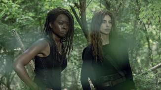 The Walking Dead Michonne Magna