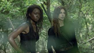 The Walking Dead Michonne Magna