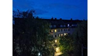 Der Nachtmodus kann auch überzeugen. Zur Zeit der Aufnahme war es schon deutlich dunkler, als hier zu sehen ist.