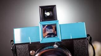 Diana Instant Square Selfie-Spiegel