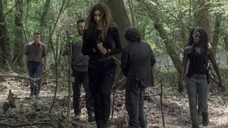 The Walking Dead-S10E01-Magna-Michonne-Alden-Aaron-Jackson Lee Davis-AMC