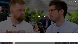 Samsung DeX YouTube-Skalierung