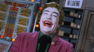 Cesar Romero als Joker in der Batman-Serie der 60er-Jahre