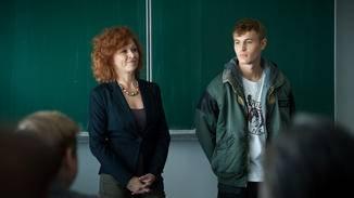 Tristan (Ludwig Simon) ist der Neue in der Klasse.