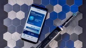 Oral-B Genius X 20000N Test App Startseite
