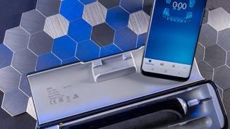 Oral-B Genius X 20000N Test Reiseetui Smartphone-Halterung