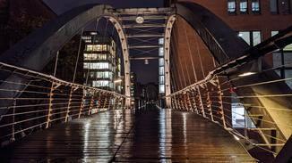 Pixel 4 Brücke ohne Nachtmodus