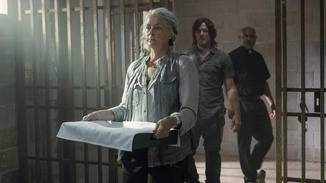 The Walking Dead-S10E07-Carol-Daryl-Gabriel-Jace Downs-AMC